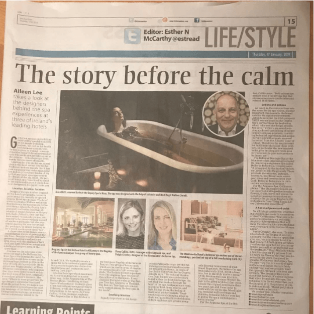 The story before the calm – The Examiner