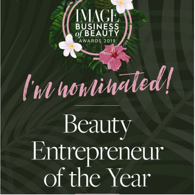 Beauty Entrepreneur Nominee 2019